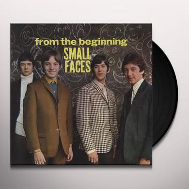 Small Faces FROM THE BEGINNING Vinyl Record - 180 Gram Pressing