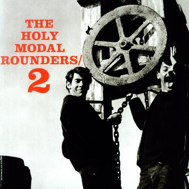 Holy Modal Rounders 2 Vinyl Record