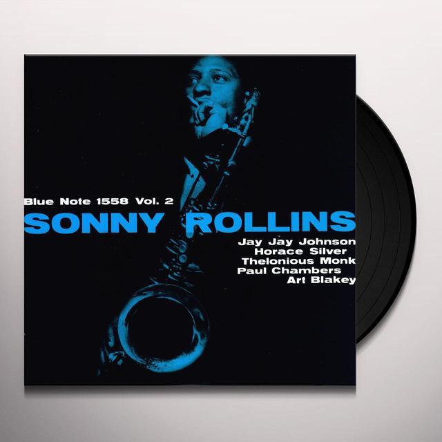 SONNY ROLLINS 2 (TGV) (Vinyl)
