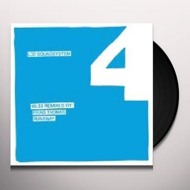 Lcd Soundsystem 45:33 REMIXES BY PRINS THOMAS Vinyl Record