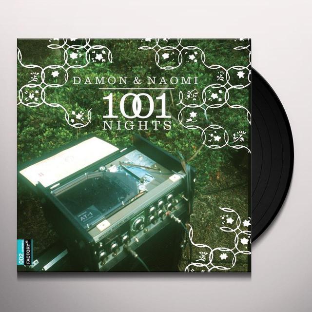 Damon & Naomi (W/Dvd) (Ltd) (Dol) 1001 NIGHTS (W/DVD)  (DOL) Vinyl Record - Limited Edition
