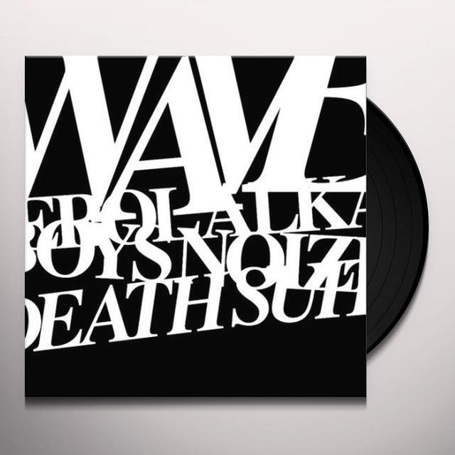 Erol Alkan WAVES & DEATH SUITE (EP) Vinyl Record