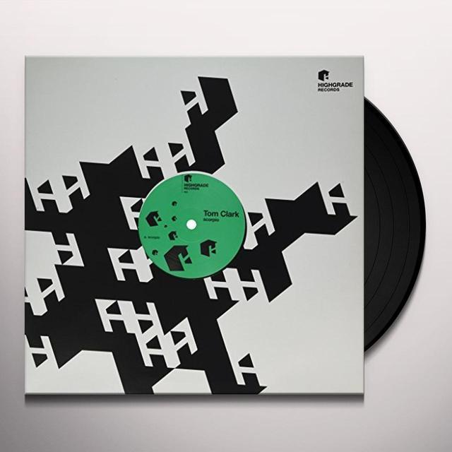 Tom Clark SCORPIO Vinyl Record
