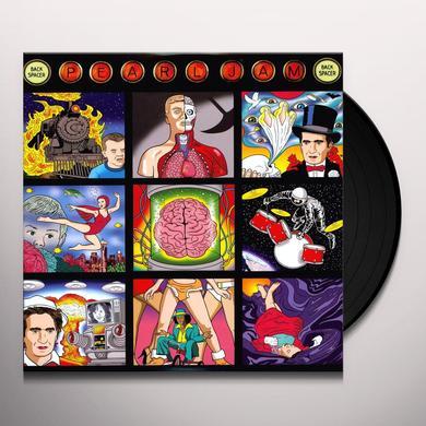 Pearl Jam BACKSPACER Vinyl Record