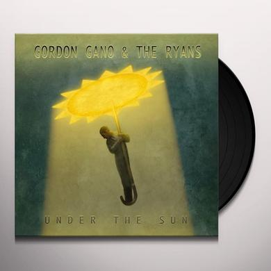 Gordon / Ryans Gano UNDER THE SUN Vinyl Record