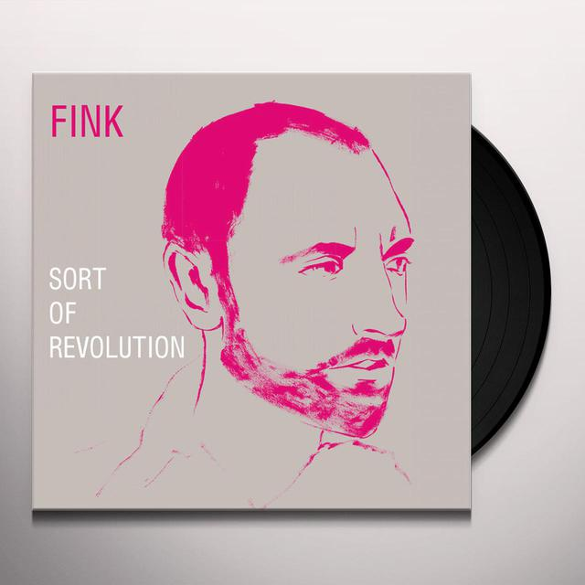 Fink SORT OF REVOLUTION Vinyl Record