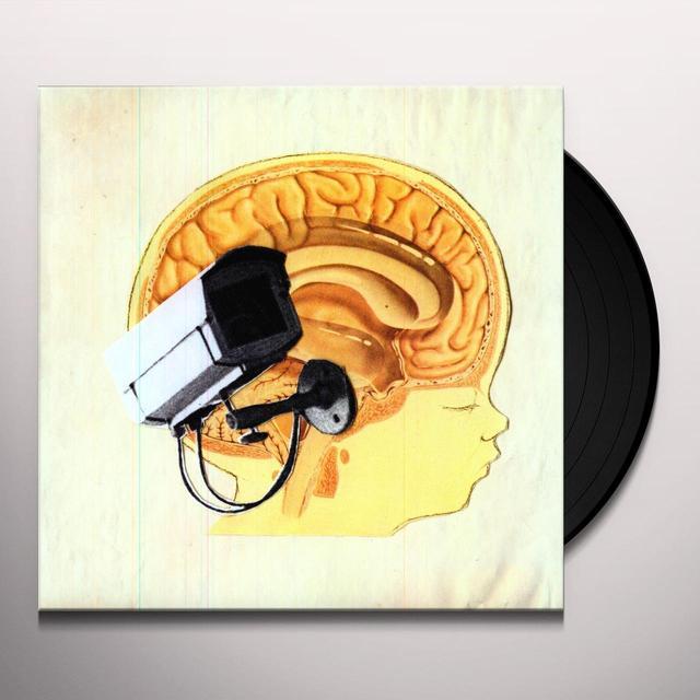 The Hidden Cameras ORIGIN: ORPHAN Vinyl Record