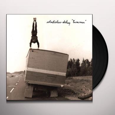 Vladislav Delay TUMMAA Vinyl Record