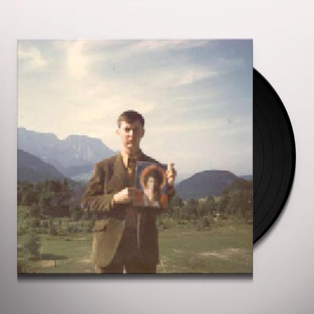 MANTLES Vinyl Record
