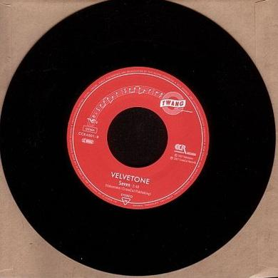 Velvetone LIL BAD THING & SEVEN Vinyl Record