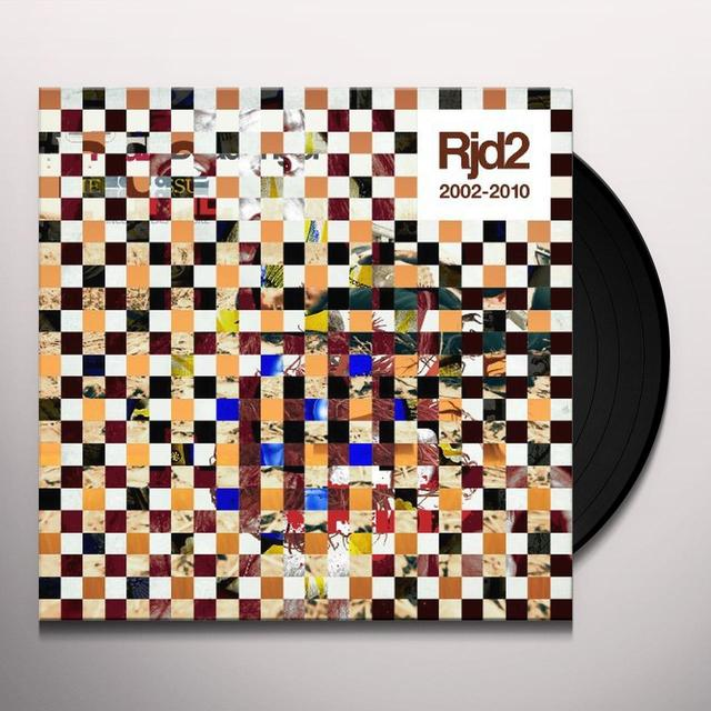 Rjd2 2002-2010 Vinyl Record - Digital Download Included