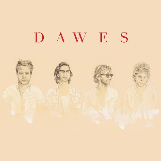 Dawes NORTH HILLS Vinyl Record - w/CD, 180 Gram Pressing