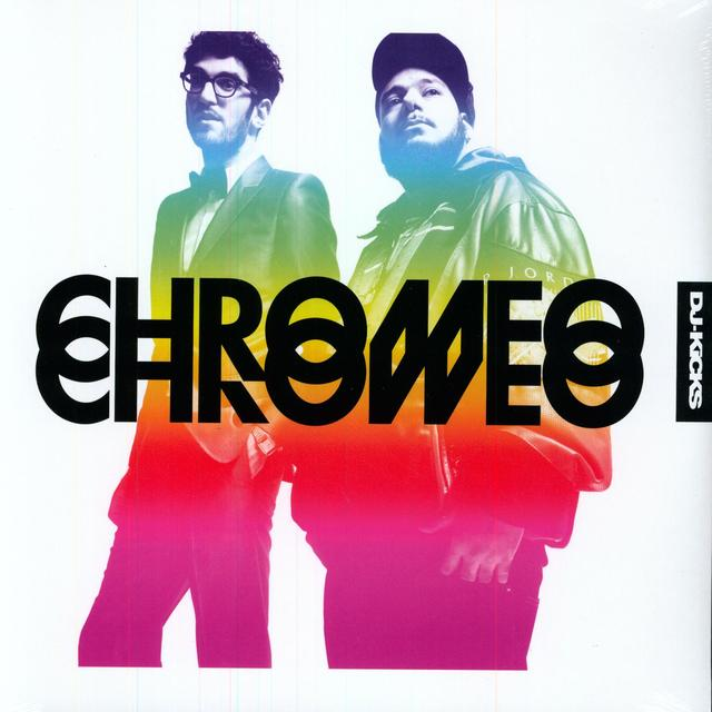 Chromeo DJ KICKS (Vinyl)