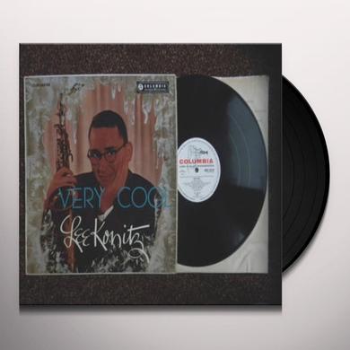 Lee Konitz VERY COOL Vinyl Record - Limited Edition, 180 Gram Pressing
