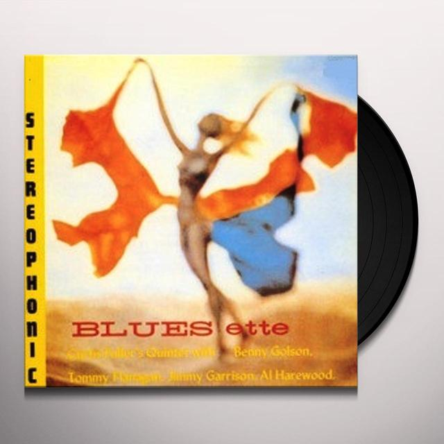 Curtis Fuller BLUES ETTE Vinyl Record - Limited Edition, 180 Gram Pressing