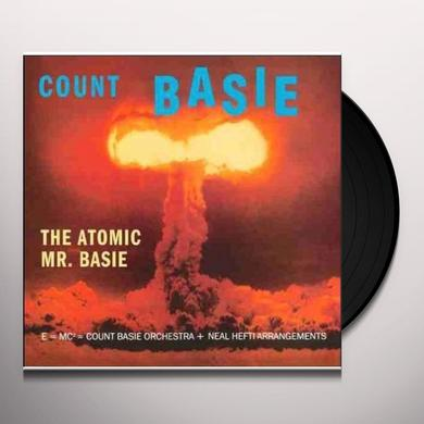 Count Basie ATOMIC MR BASIE Vinyl Record - Limited Edition, 180 Gram Pressing