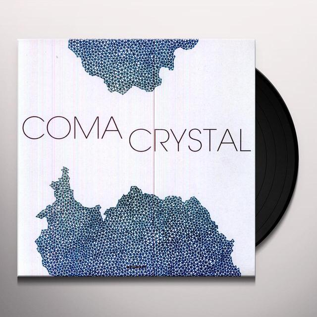 Coma CRYSTAL (EP) Vinyl Record