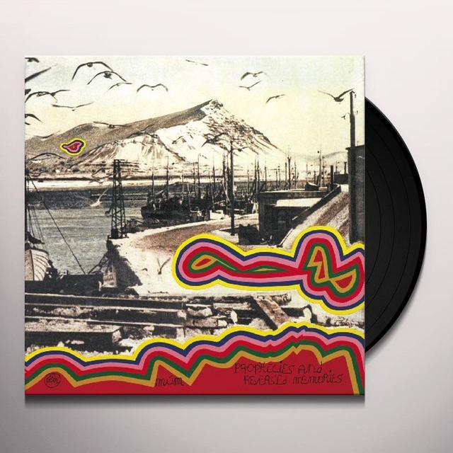 Mum PROPHECIES & REVERSED MEMORIES (EP) Vinyl Record