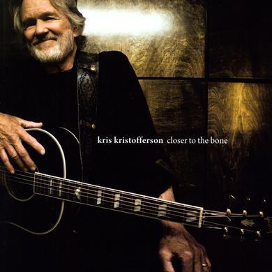 Kris Kristofferson CLOSER TO THE BONE Vinyl Record