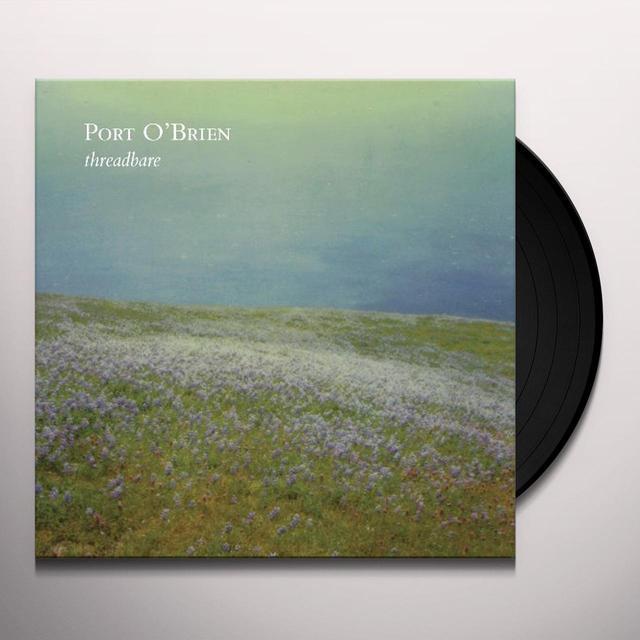 Port O'Brien THREADBARE Vinyl Record - 180 Gram Pressing