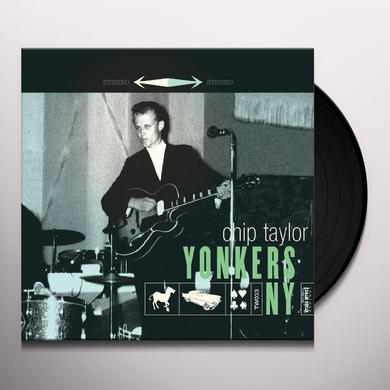 Chip Taylor YONKERS NY Vinyl Record