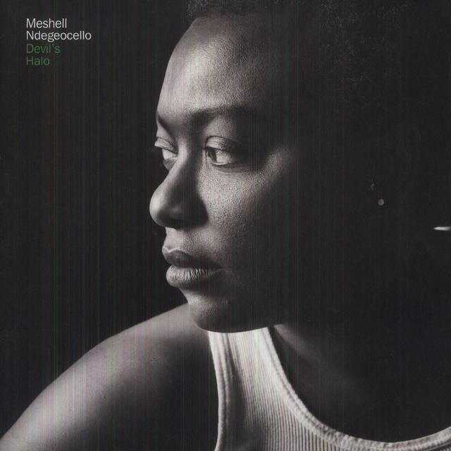 Meshell Ndegeocello DEVIL'S HALO Vinyl Record