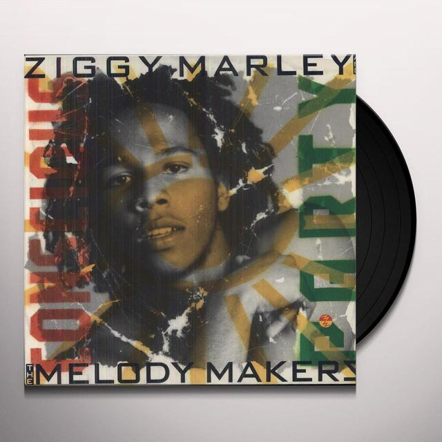 Ziggy Marley CONSCIOUS PARTY Vinyl Record