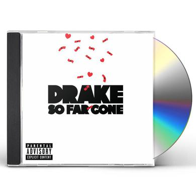 Drake SO FAR GONE CD