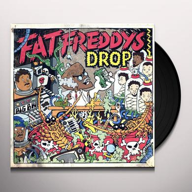 Fat Freddy's Drop DR BOONDIGGA & THE BIG BW Vinyl Record