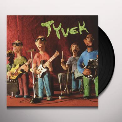 TYVEK Vinyl Record