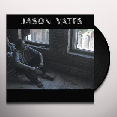 JASON YATES Vinyl Record - 180 Gram Pressing