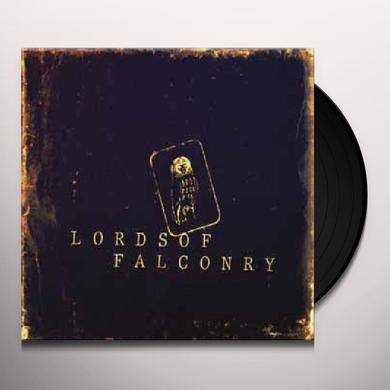 LORDS OF FALCONRY Vinyl Record - Digital Download Included