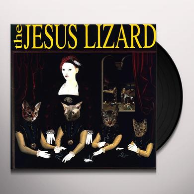 The Jesus Lizard LIAR (BONUS TRACKS) Vinyl Record - Deluxe Edition, Remastered, Digital Download Included, Reissue