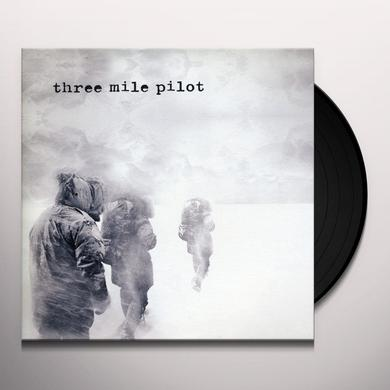 Three Mile Pilot PLANETS / GREY CLOUDS Vinyl Record
