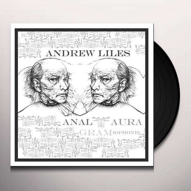 Andrew Liles ANAL AURA GRAM Vinyl Record