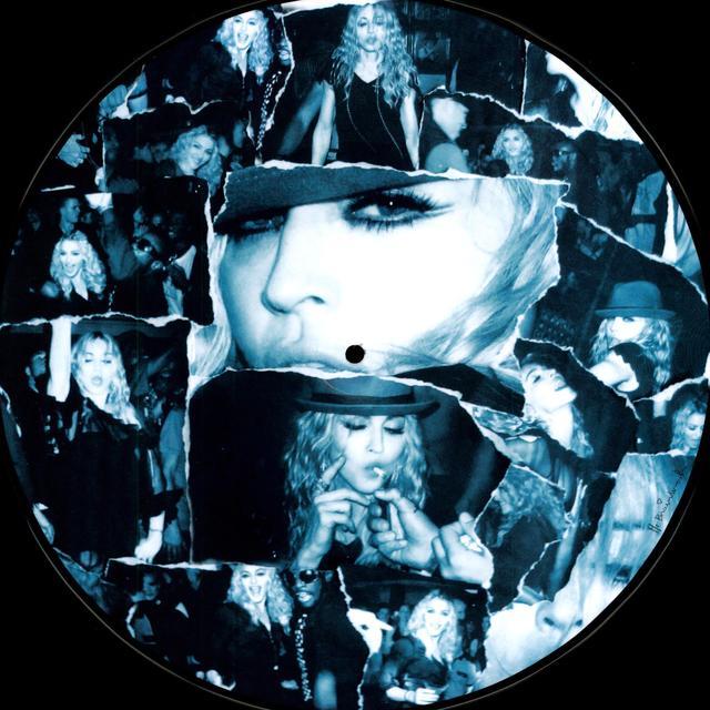 Madonna CELEBRATION (PICTURE DISC) Vinyl Record - Picture Disc