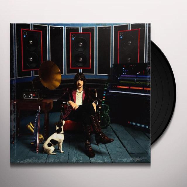 Julian Casablancas PHRAZES FOR THE YOUNG Vinyl Record