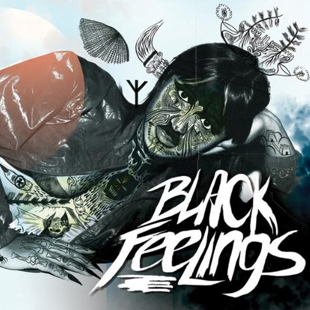 BLACK FEELINGS Vinyl Record