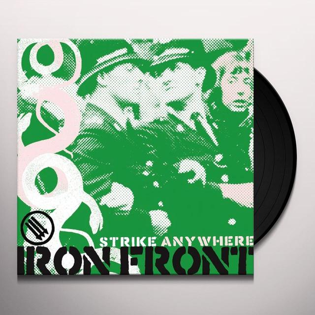 Strike Anywhere IRON FRONT Vinyl Record