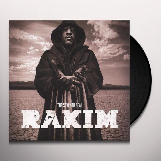 Rakim SEVENTH SEAL (Vinyl)