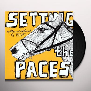 Boat SETTING THE PACES Vinyl Record