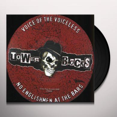 Towerblocks & Analogs SPLIT Vinyl Record