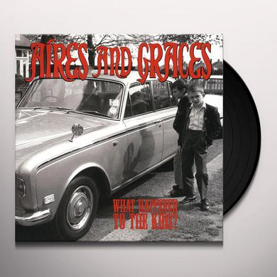Aires & Graces WHAT HAPPENED TO THE KIDS Vinyl Record