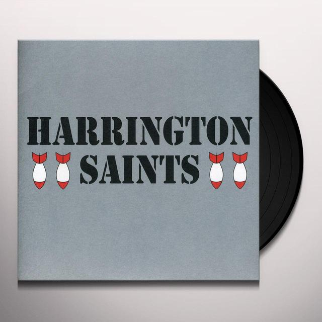 Harrington Saints BOOTSTRAPS Vinyl Record