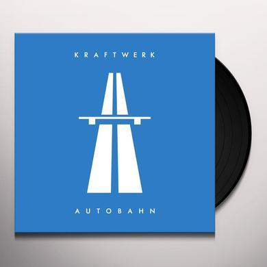 Kraftwerk AUTOBAHN Vinyl Record - Limited Edition, Remastered