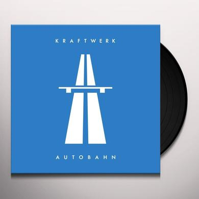 Kraftwerk AUTOBAHN Vinyl Record - Limited Edition, Remastered