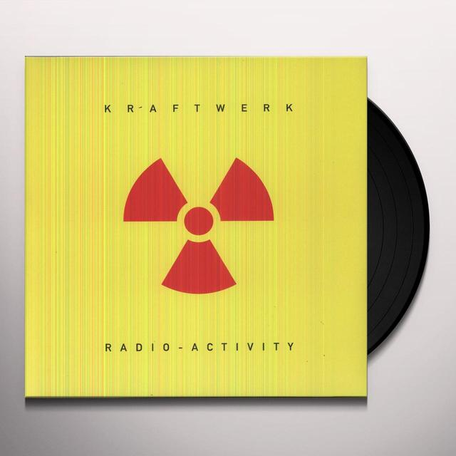 Kraftwerk RADIO-ACTIVITY Vinyl Record - Limited Edition, Remastered