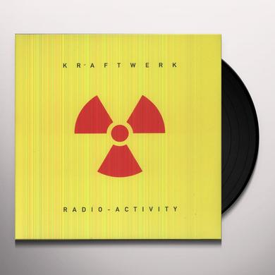 Kraftwerk RADIO-ACTIVITY Vinyl Record