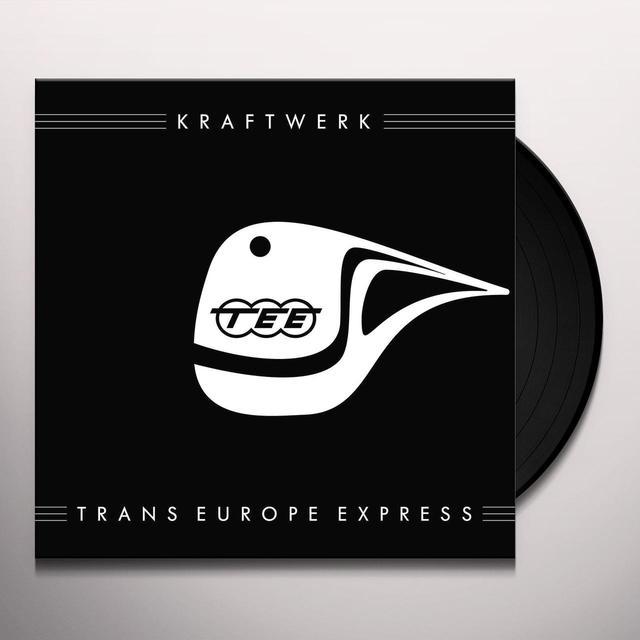 Kraftwerk TRANS EUROPE EXPRESS Vinyl Record - Limited Edition, Remastered