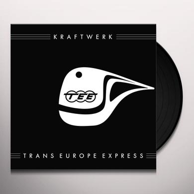 Kraftwerk TRANS EUROPE EXPRESS Vinyl Record - Limited Edition, Remastered